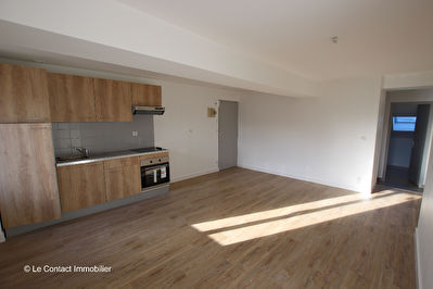 Appartement Corps Nuds 3 pièce(s) 41m²
