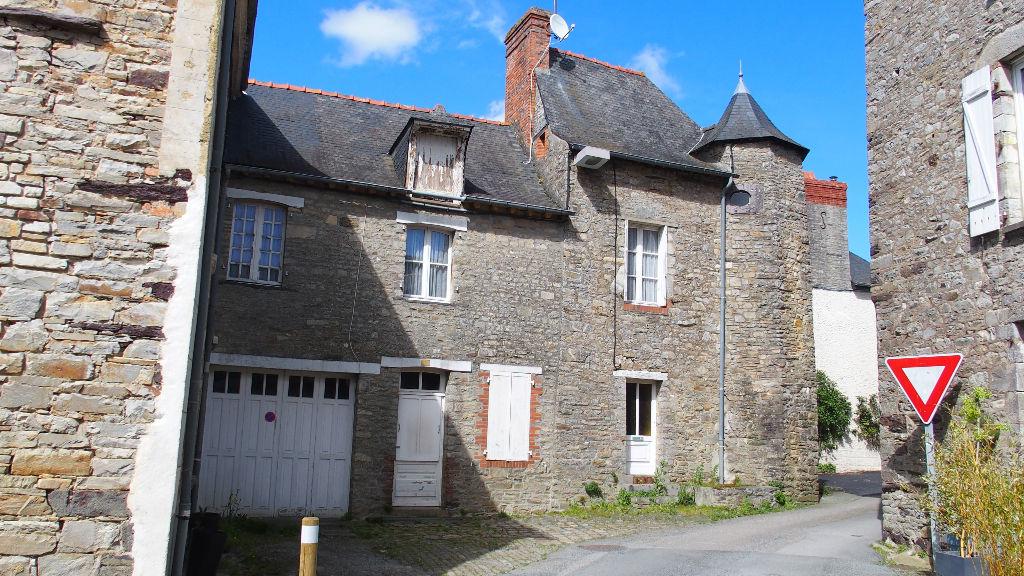 Maison Bourg Des Comptes 6 pièce(s) 82 m2
