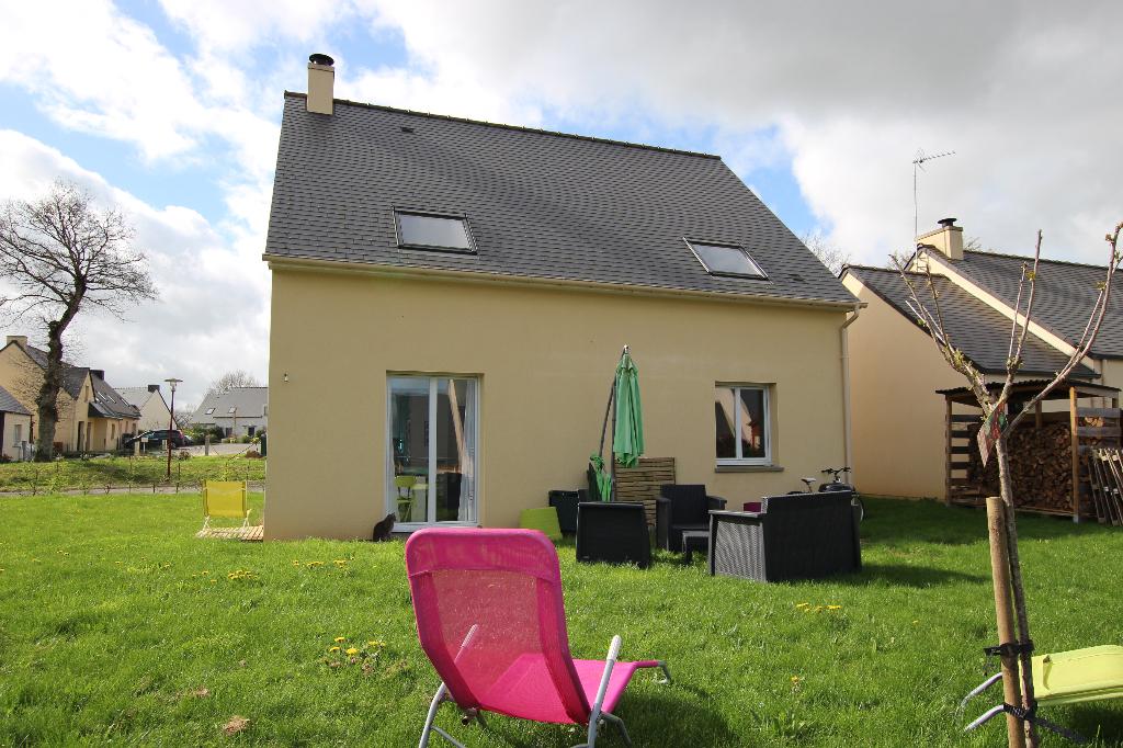 Maison Bourg Des Comptes 5 pièce(s) 103 m2