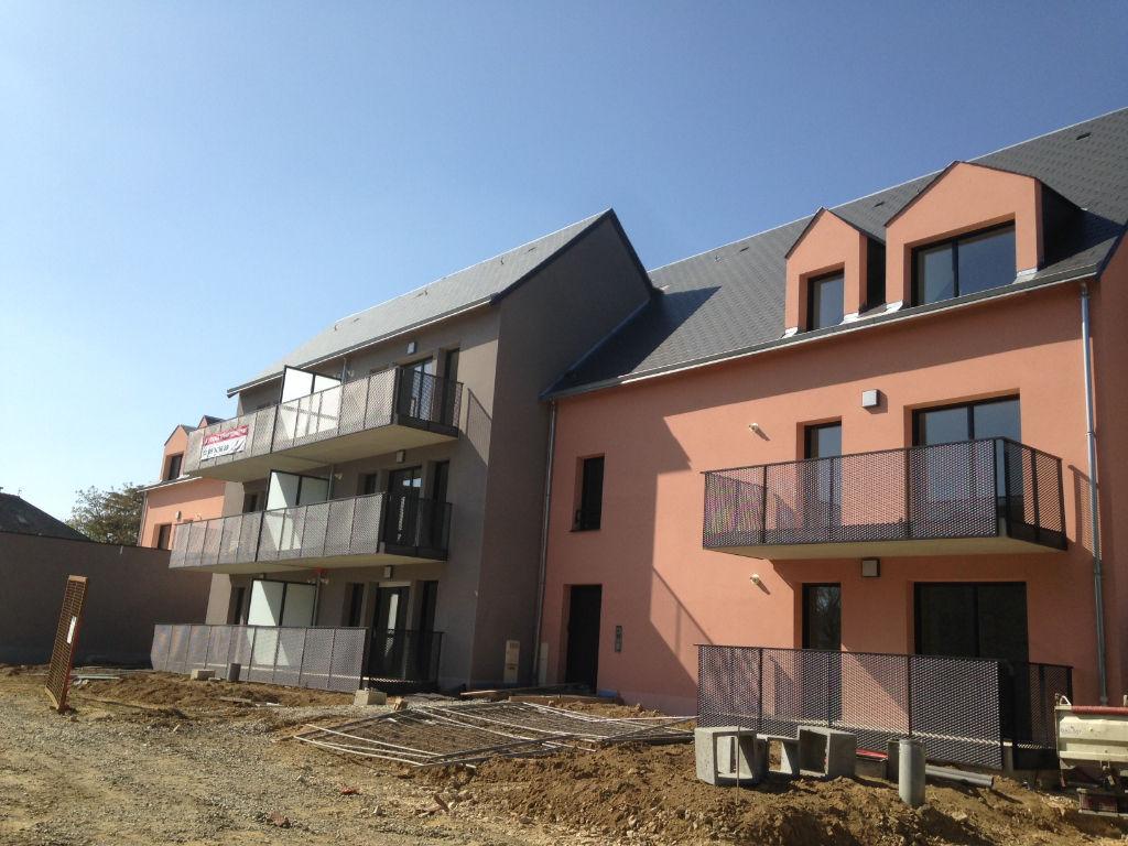 Appartement Saint Erblon 4 pièce(s) 74,50 m2