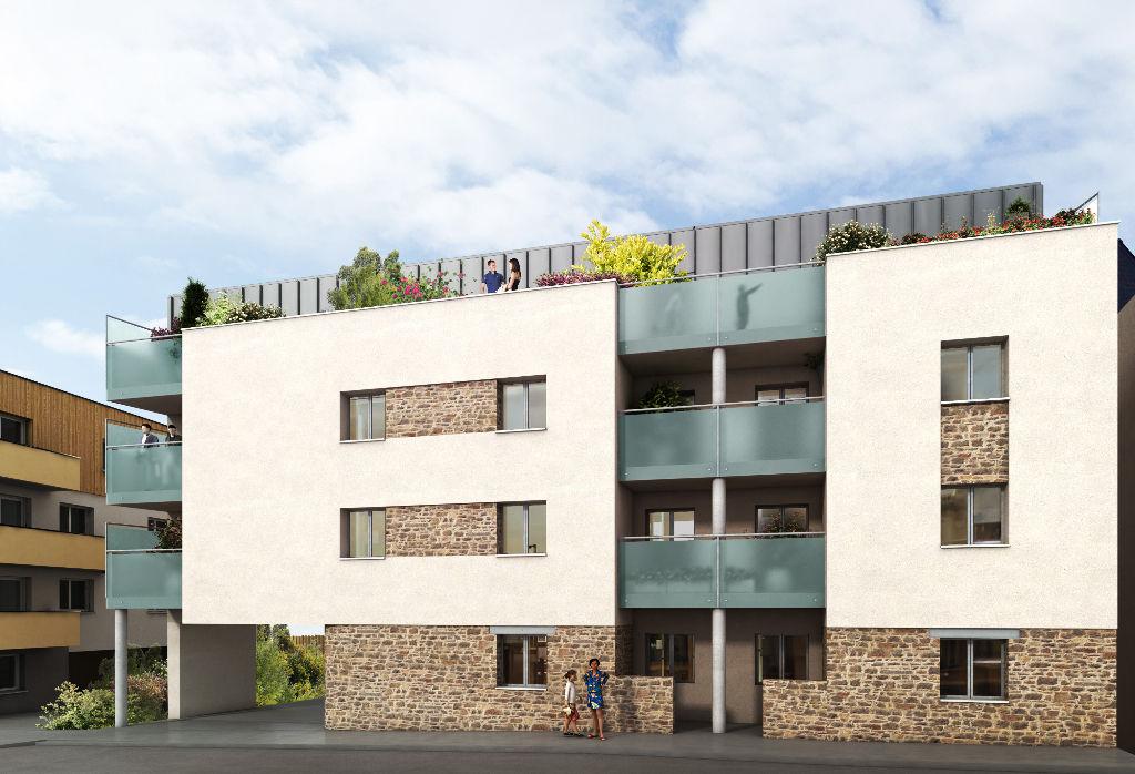 Appartement Chartres De Bretagne 2 pièce(s) 46,77m2