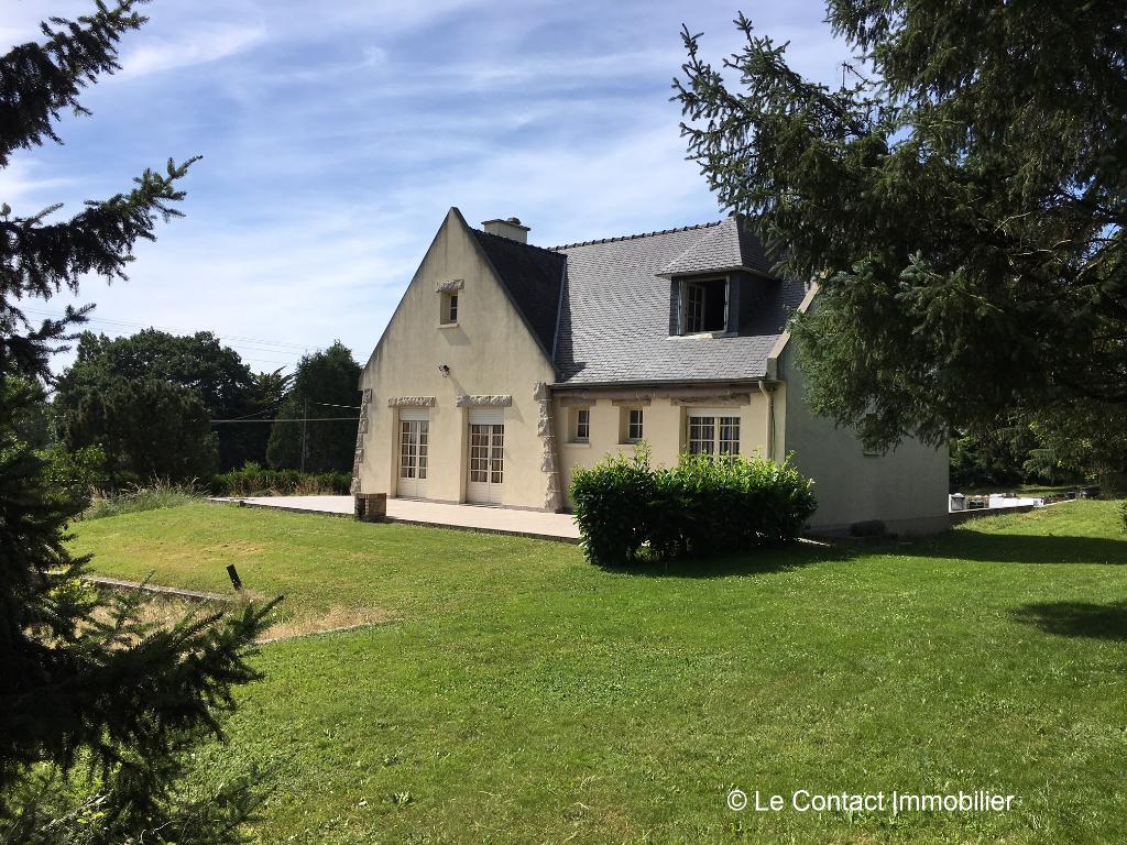 Maison Crevin 7 pièce(s) 135 m2 avec terrain constructible