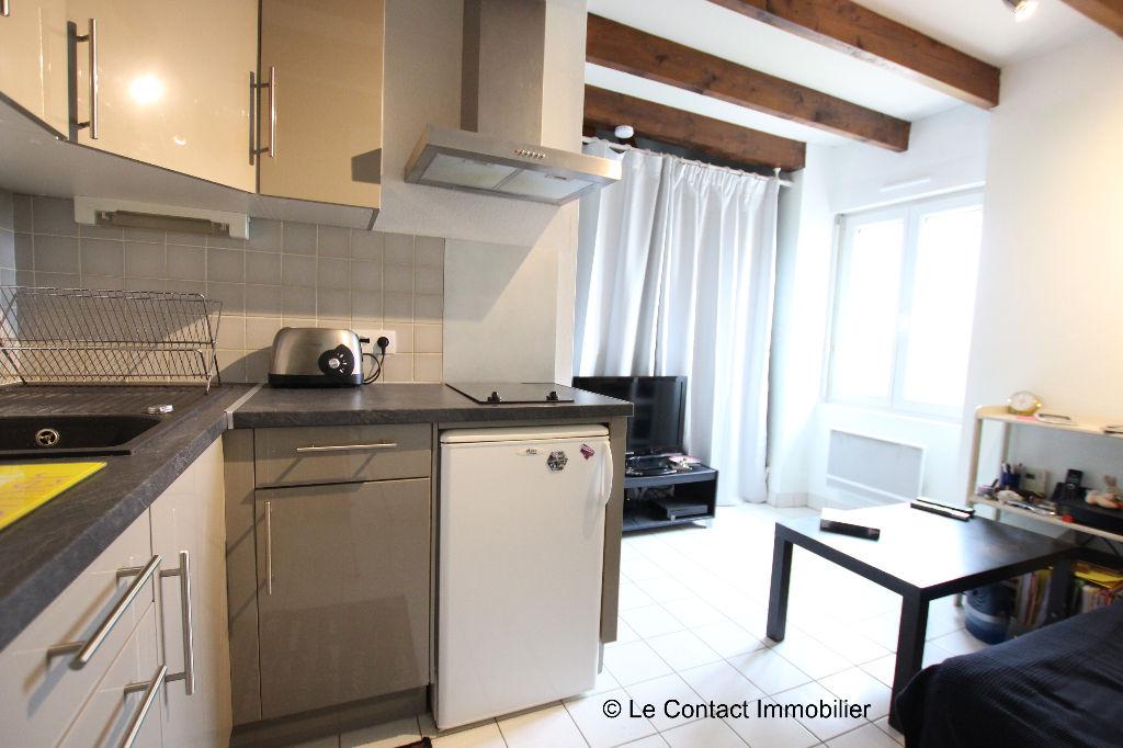 Appartement Pont Pean 2 pièce(s) 16.44 m2