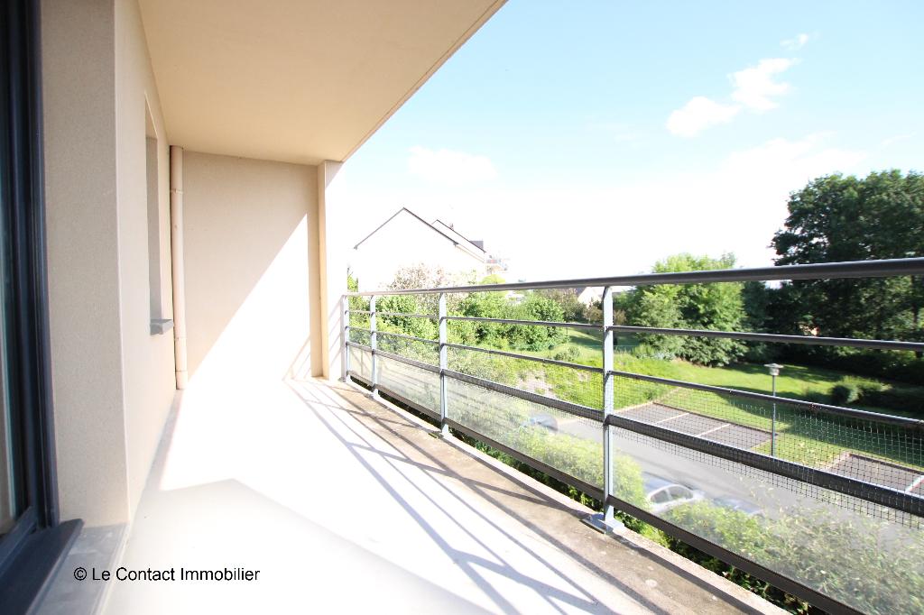 Appartement Crevin 2 pièce(s) 44.44 m2
