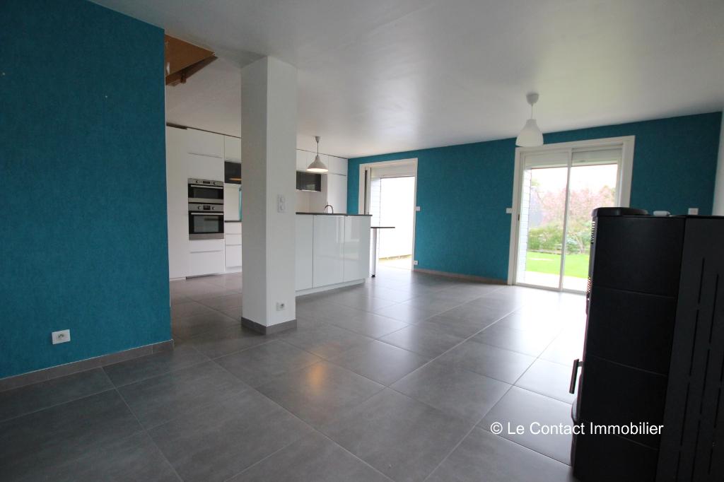 Maison Laille 5 pièce(s) 95 m2
