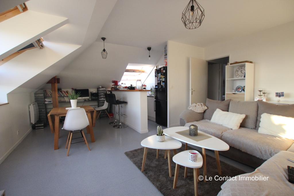 Appartement Laillé 3 pièces 62.41m²