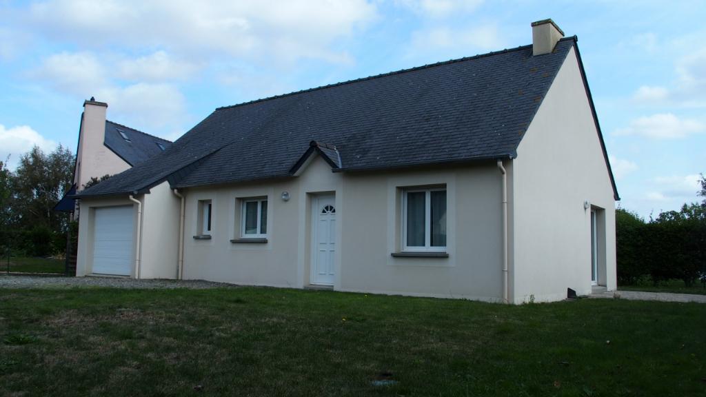 Maison Mezieres Sur Couesnon 5 pièce(s) 80 m2