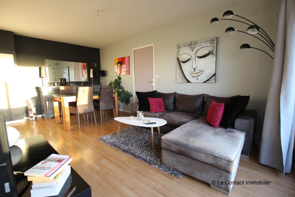 Appartement Crevin 2 pièce(s) 43.56 m2