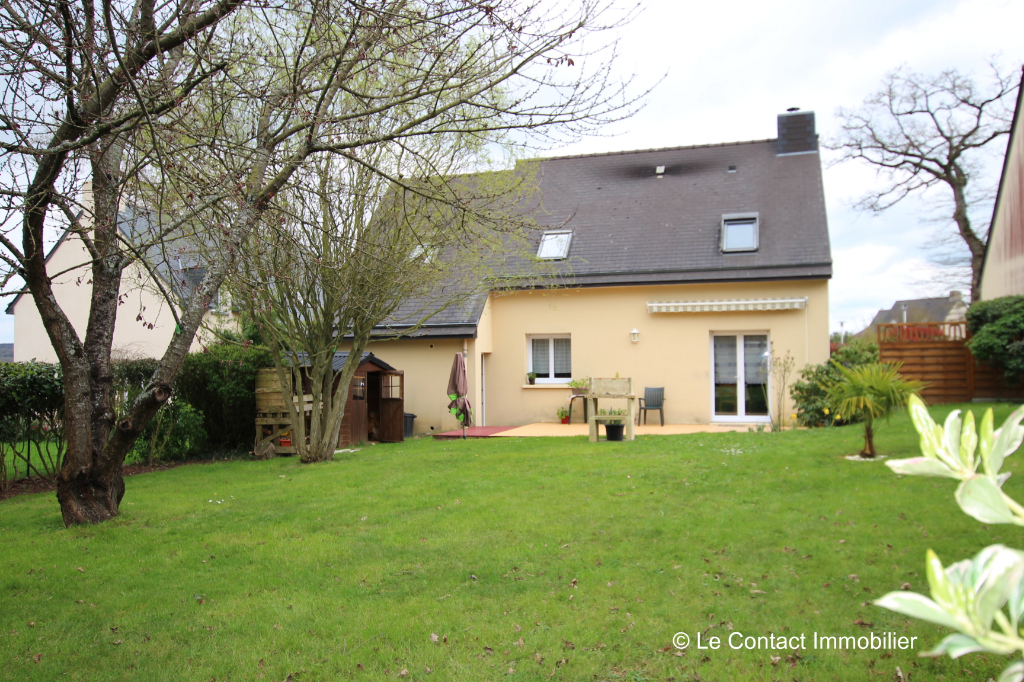 Maison Bourg Des Comptes 6 pièce(s) 110 m2