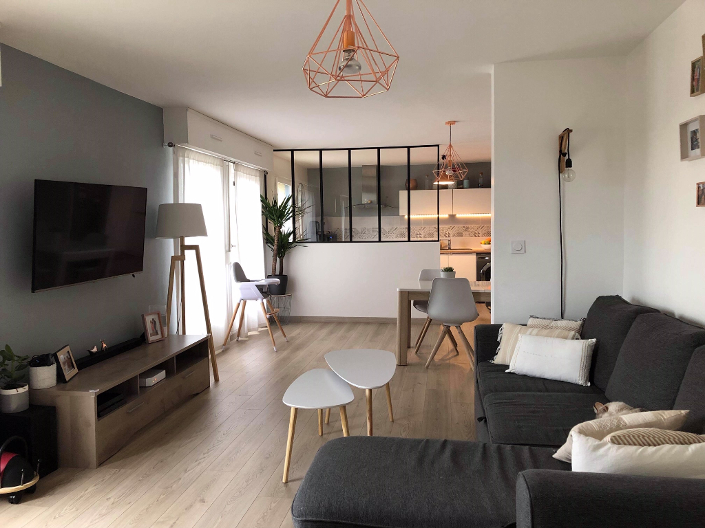 Appartement Rennes 4 pièce(s) 90.86 m2