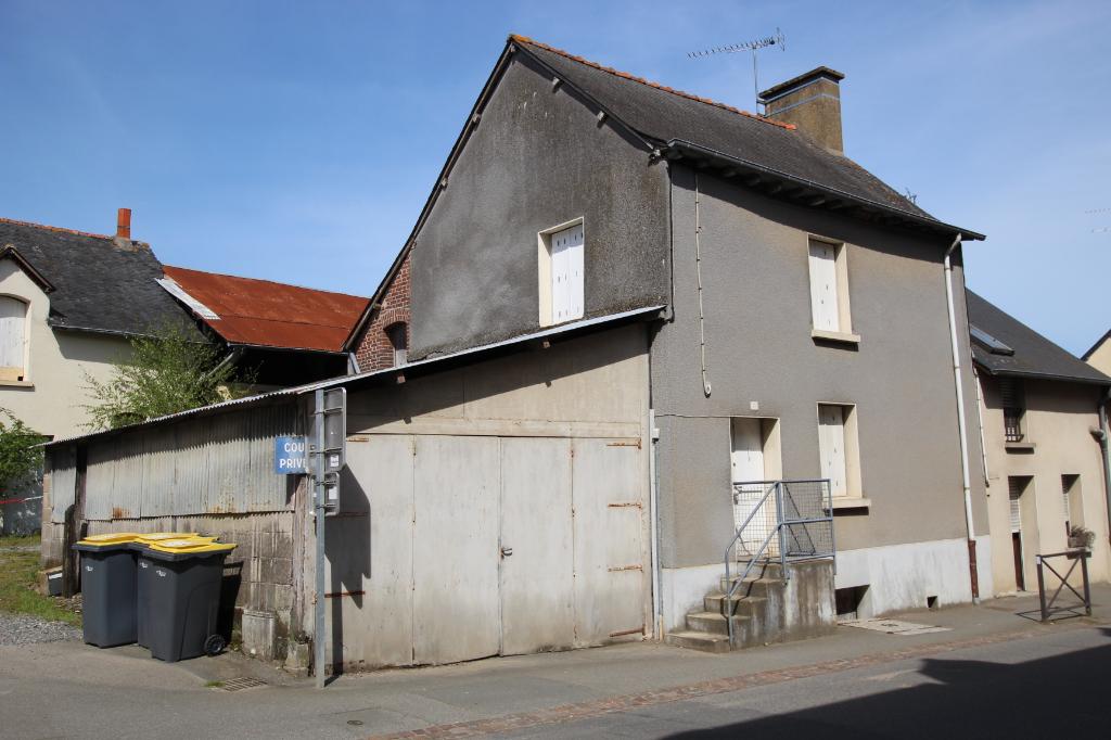 Maison Laille 3 pièce(s) 67 m²