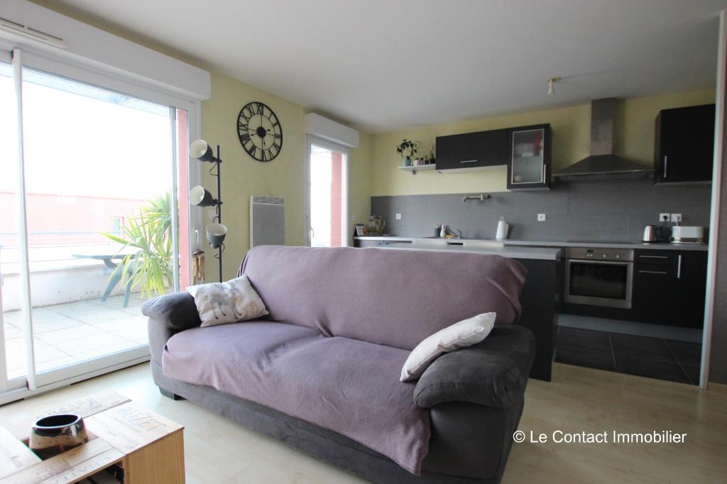 Appartement Chartres De Bretagne 2 piece(s) 44 m2